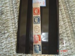 FRANCE ANNEE 1949   OBLITERE CACHET ROND  N° YVERT 833A        CENTENAIRE DU TIMBRE - Usati