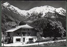 74 - SAINT-NICOLAS-DE-VEROCE - Pension Du Mont Joly - Le Dôme De Miage Et La Bérangère - Saint-Gervais-les-Bains