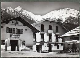 74 - SAINT-NICOLAS-DE-VEROCE - Hôtel De La Terrasse - Le Dôme De Miage Les Aiguilles Du Tricot Et De Bionnassay - Saint-Gervais-les-Bains
