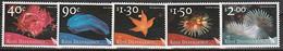 ANTARCTIQUE - ROSS 2003 Faune Marine - Yv. 90/94 ** - Unused Stamps