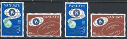 Vanuatu YT 613-616 Neuf Sans Charnière - XX - MNH - Vanuatu (1980-...)