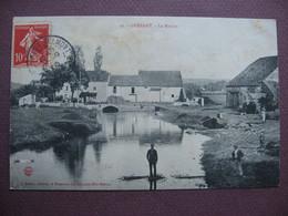 CPA  52 GRENANT Le Moulin  ANIMEE  1906 Canton CHALINDREY - Otros Municipios