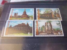 THAILANDE YVERT N°1664.1667** - Thaïlande