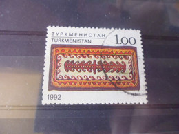 TURKMENISTAN YVERT N° 9 - Turkmenistan