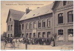 Cpa 62 Berck-plage Hôpital De L'oise Et Des Départements (cpa Non Voyagée) - Berck