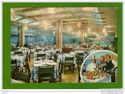 NAPOLI Ristorante ZI TERESA Restaurant Francobollo Stamp Timbre ITALIA - Napoli (Naples)
