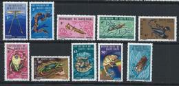 Haute-Volta YT 160-169 Neuf Sans Charnière - XX - MNH - Upper Volta (1958-1984)