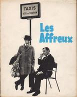 PRESS-BOOK DU FILM LES AFFREUX - PIERRE FRESNAY-DARRY COWL-JACQUES CHARON-ANDRE BRUNOT-MICHEL GALABRU - Cinema Advertisement