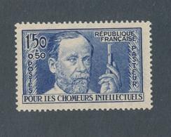 FRANCE - N° 333 NEUF* AVEC CHARNIERE - COTE : 23€ - 1936 - Nuevos
