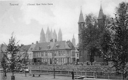 Tournai - L ' Escaut , Quai Notre Dame - Tournai