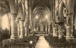 België - Gheel - Binnenzicht St Amandus Kerk - 1920 - Non Classificati