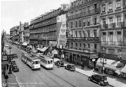 Bruxelles - Boulevard Adolphe Max - Avenues, Boulevards