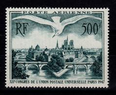 YV PA 20 N** UPU Tres Beau Cote 60 Euros - 1927-1959 Ungebraucht