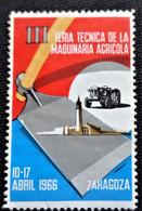 Feria Tecnica De La Maquinaria Agricola Zaragoza 1966 - Unclassified