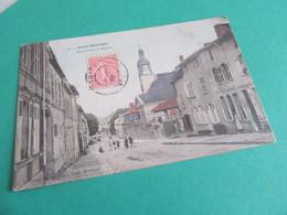 SAINTE MENEHOULD Rue Florion Et Hopital  édit Nicolas N 15 Marne - Sainte-Menehould