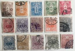 Japon 1913 Tazawa - Used Stamps