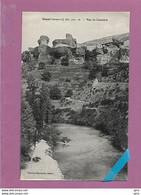 Nant (Aveyron) Alt 500m Vue De Cantobre (circulée) 1918 - Sin Clasificación