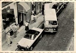 België - Bruxelles Brussel - Camionnette Atlas 700 - Bus Auto -  1959 - Unclassified