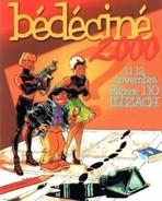 BEDECINE 2000 ILLZACH Vignette Adhésive Autocollant MEYNET Au Festival De Bande Dessinée D'Illzach - Zelfklevers
