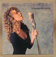 "7"" Single, Mariah Carey - Vision Of Love - Disco, Pop"
