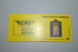 Luxembourg 1991 Carnet 1232 MNH Complet - Booklets