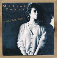 "7"" Single, Mariah Carey - Love Takes Time - Disco, Pop"