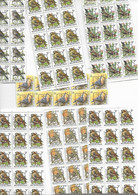 België  Preos Buzin  Xx Postfris  2 Scans - Typo Precancels 1986-..(Birds)