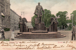 Dresden - Bismarckdenkmal - Dresden