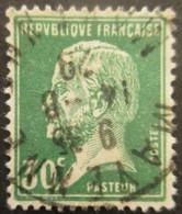 France N°174 LOUIS PASTEUR Oblitéré - Louis Pasteur