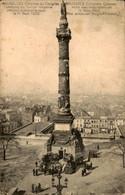België - Bruxelles Brussel - Congres Colonne - Tombeau Soldat - 1922 - Unclassified