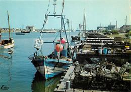 14 - Courseulles Sur Mer - Le Port De Pêche - Bateaux - Carte Neuve - CPM - Voir Scans Recto-Verso - Courseulles-sur-Mer