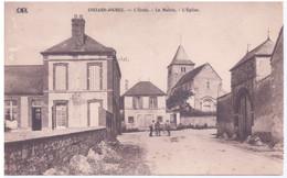 Coizard Joches, L école La Mairie L église - Sin Clasificación