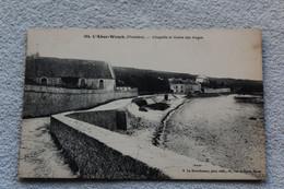 L'Aber Wrach, Chapelle Et Grève Des Anges, Finistère 29 - Autres Communes