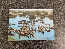 Benin - Village Lacustre De Ganvie - Benin
