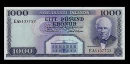 # # # Banknote Island (Iceland) 1.000 Krónur 1961 UNC # # # - IJsland