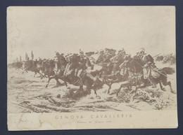 Calendario Reggimento Cavalleria Genova - 1953 - Unclassified