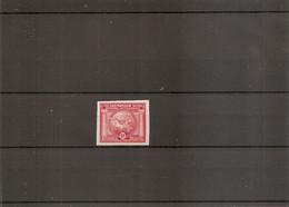 Belgique - JO D'Anvers -1920 - Char Romain ( 180 Non Dentelé) - Imperforates