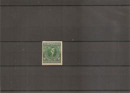 Belgique - JO D'Anvers -1920 - Discobole ( 179 Non Dentelé) - Imperforates