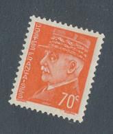 FRANCE - VARIETE C CEDILLE N° 511a) NEUF** SANS CHARNIERE - 1941/42 - Curiosities: 1941-44 Mint/hinged
