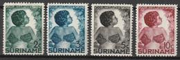 Suriname 1936 Kinderzegels NVPH 179-182 MNH** - Surinam ... - 1975