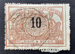 TR15 - Telegraafstempel BORNHEM - 1895-1913