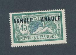 FRANCE - COURS D'INSTRUCTION N° 2 NEUF* AVEC CHARNIERE - 1923 - Cursussen