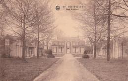 OOSTERZELE HET KASTEEL - Oosterzele
