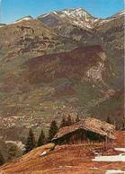 74 - Samoens - Vue Panoramique Du Béné - Chalets - CPM - Voir Scans Recto-Verso - Samoëns