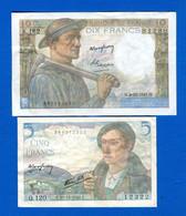 France  2  Billets - Sin Clasificación