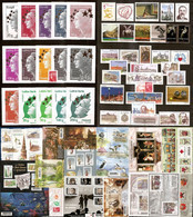 FRANCE - Année Complète 2012 - NEUF LUXE ** 97 Timbres - AVEC Les 15 Maxi Mariannes Etoiles D'OR - 2010-....