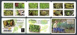 2012 Carnet Adhésif - FLORE - Légumes -N° BC 739 - NEUF - LUXE ** NON Plié - Commemorrativi