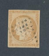 COLONIES GENERALES - N°22 OBLITERE - 1872/77 - Ceres