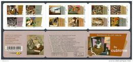 2012 Carnet Adhésif Peinture Le CUBISME -N° BC 699 - NEUF - LUXE ** NON Plié - Commemorrativi