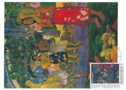 Maximum Kaart CM Maximum Card Paul Gauguin - Impressionisme